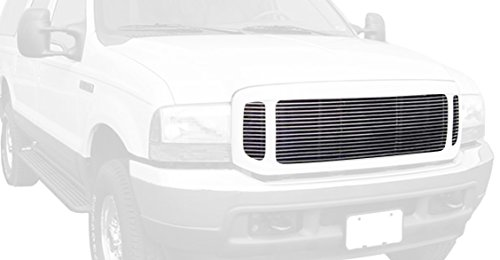 Carriage Works 41212 Polished Aluminum Billet Bumper (Ford Excursion Carriage)
