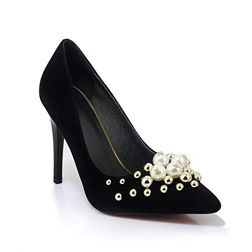 5 Compensées Noir Femme DGU00673 Noir AN Sandales 36 xpzO0wxqEX