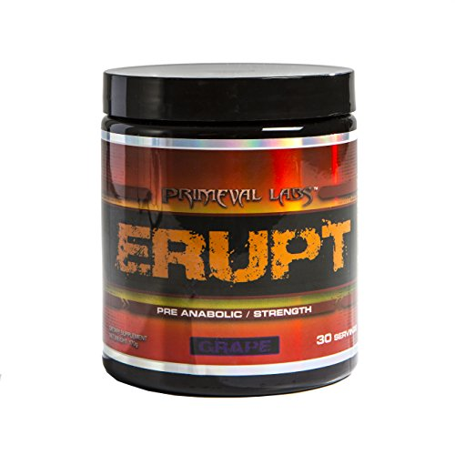 Primeval Labs Erupt, Anabolic ...