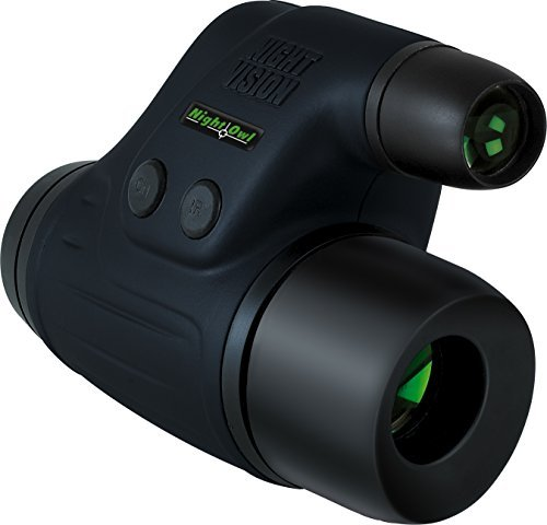 Night Owl Lighweight Night Vision Monocular (2x) [並行輸入品] B01N7O5M0T