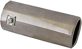 Simply ETS89 Straight Exhaust Trim, 89 mm