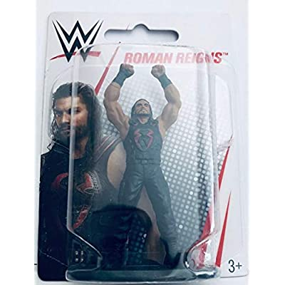 WWE Roman Reigns Cake Topper/Figurine: Toys & Games