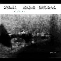 Lento: Alfred Schnittke, Dmitri Shostakovich, Keller Quartet