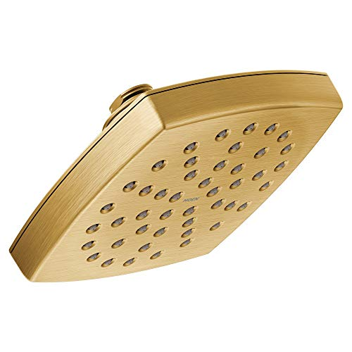 Shower Gold Rainshower - Moen S6365BG Voss 6
