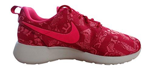 Rose Bonbon Chaussures Sneaker Pour Nike Print Femme Course De 599432 660 neuf Roshe One OqIg7