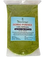 Yauvanya 100% pure Indigo(Neel) Powder - 2X100 gms