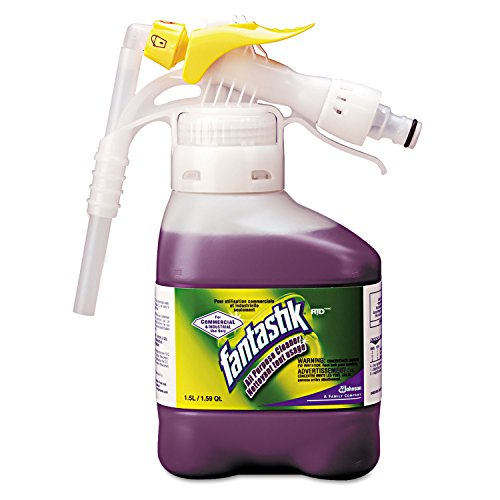 Fantastik 93481057 Super Concentrate All-Purpose Cleaner RTD, Fresh Scent, 50.7oz Bottle (Concentrate Super Rtd)