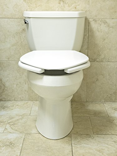 Prime Big John 3 W Oversized Open Front Toilet Seat With Cover And Stainless Steel Hinges For Round Or Elongated Toilet Bowls Weight Capacity 1 200 Machost Co Dining Chair Design Ideas Machostcouk
