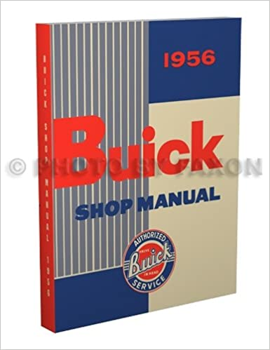1956 buick century wiring diagram 1956 buick repair shop manual reprint buick amazon com books  1956 buick repair shop manual reprint