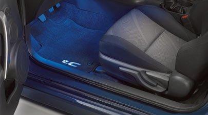 amazon com 2011 2013 scion tc interior light kit automotive