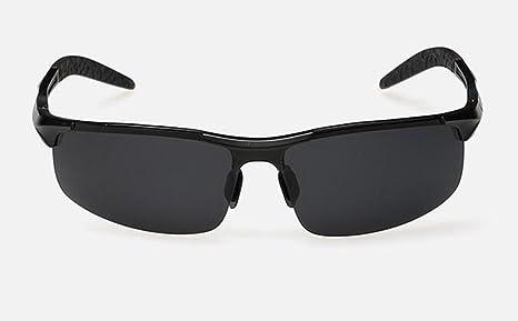 Aluminio-magnesio-framed hipster coche gafas gafas deportivas gafas de ciclismo