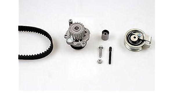 Hepu PK05502 Bomba de agua + kit correa distribución: Amazon.es: Coche y moto