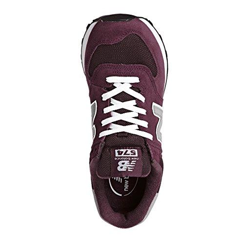 NEW BALANCE M574 CLASICO - Zapatillas de deporte para hombre Marrone