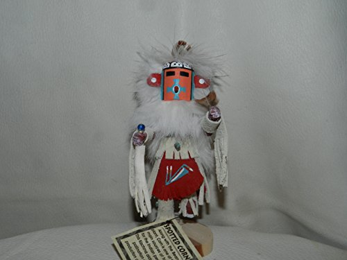 Spotted Corn Kachina (Owl Kachina Doll)