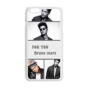 Bruno Mars Cell Phone Case for Iphone 6 Plus