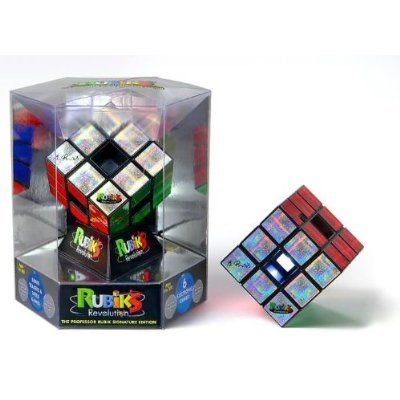 (Rubik's Cube Revolution - The Professor Rubik Signature Edition)
