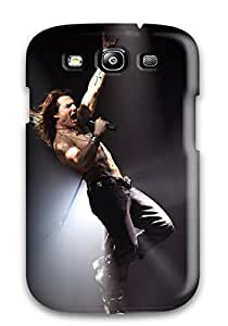 Case Cover Protector Specially Made For Galaxy S3 Tom Cruise In Rock Of Ages