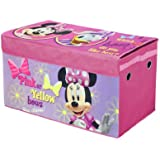 Disney Minnie Mouse Collapsible Storage Trunk