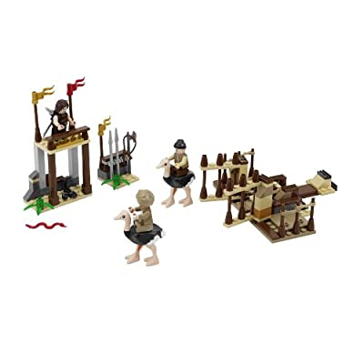 LEGO Prince of Persia The Ostrich Race (7570): Toys & Games