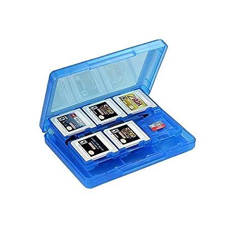 OSTENT 28-en-1 tarjeta de memoria del juego cubierta de la caja ...