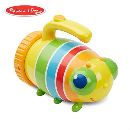 Melissa & Doug Sunny Patch Giddy Buggy Flashlight With Easy-Grip ()