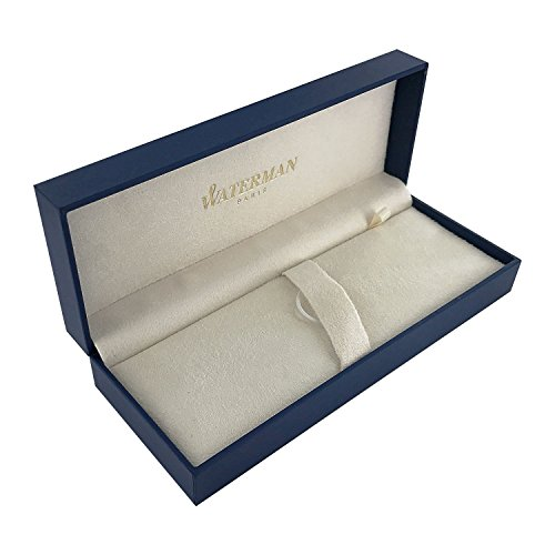 Waterman Empty Presentation Pen Pencil Blue Gift Box - New Version (Pencils Pens Waterman)