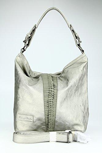 l'épaule aus rose bonbon Preußen Silver porter Fritzi femme Sac pour à à Argent 8dSdwqCv