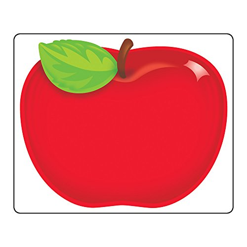 Trend Enterprises Inc. Shiny Red Apple Terrific Labels, 36 ct