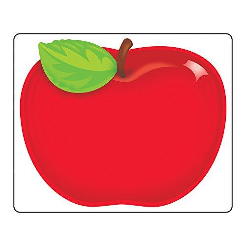 Labels Apple - Trend Enterprises Inc. Shiny Red Apple Terrific Labels, 36 ct