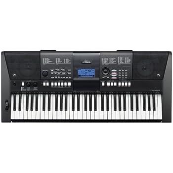 Yamaha psr e423 61 key touch sensative for Yamaha keyboard amazon