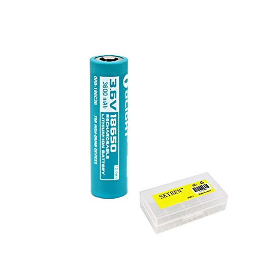 Olight 3600mah Protected Rechargeable Battery
