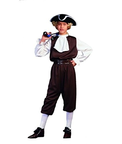 OvedcRay Colonial Boy Costume John Adams Colonial Child Us History Play Costumes from OvedcRay Clothing Accessories