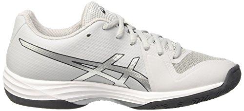 glacier Para De Asics tactic Gris Grey Zapatos Grey Voleibol Mujer Gel Silver Dark wqq8XxT