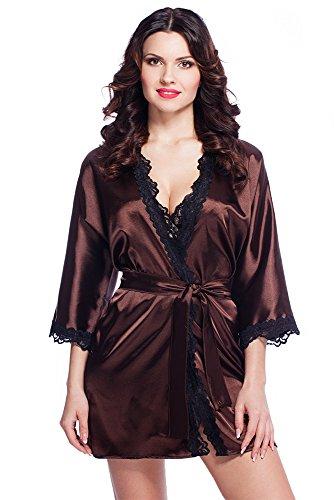 VA-Fashion - Bata - para mujer VA65/Schokolade