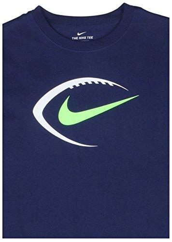 NIKE Big Boys' (eight-20) Dri-Fit Icon Football T-Shirt – DiZiSports Store