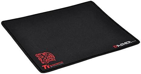 Tt eSPORTS Dasher Mini Slim Mousepad nero//rosso