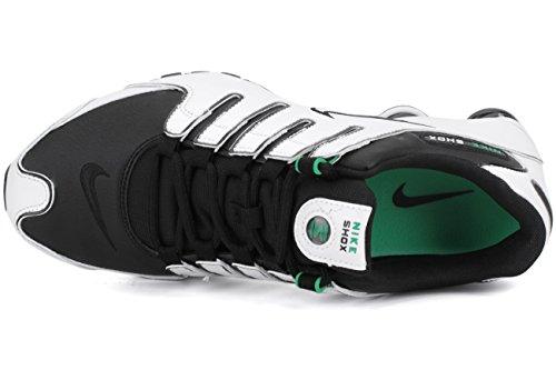 1d89c03d196508 Nike Herren Shox NZ EU Laufschuhe Weiß schwarz - ifb-loewenmut.de ...