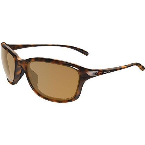 Oakley SHE'S UNSTOPPABLE OO9297 - 929702 Sunglasses  TORTOISE  w/  BRONZE POLAR Lens ()