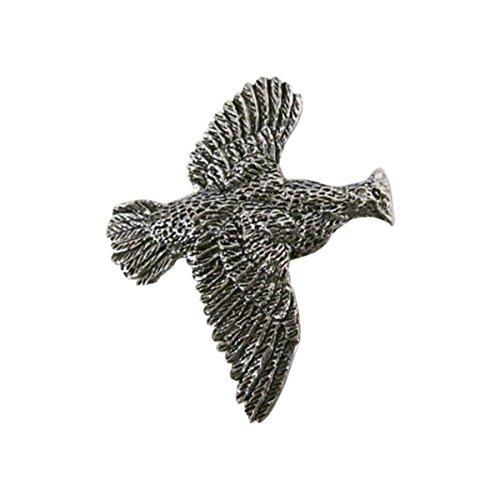 En étain ~ Premium tétras Flying ~ Pin's (épinglette/Broche ~ b029pr