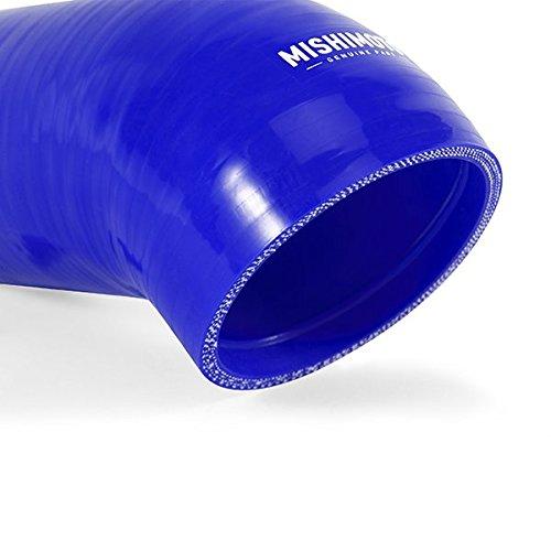 Mishimoto MMHOSE-E90-06IHBL Blue Intake Boot BMW E90//E92with  N52 Engine Silicone