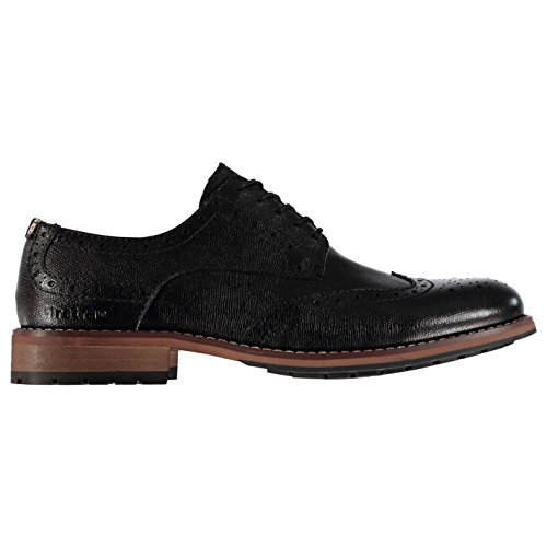 Spencer Formal Scarpe Uomo Scotch Firetrap Nero sxhBrtdCQo