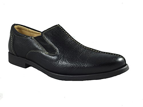 Belvedere Men's 'Turin' Dress Shoes (12EE, Black) (Belvedere Shoes For Men compare prices)
