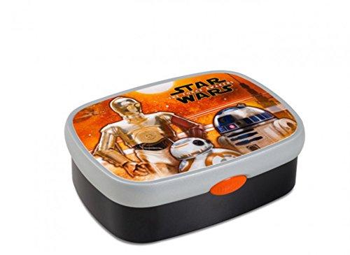 MEPAL 107670065351 - Star Wars Lunchbox, Sonstige Spielwaren