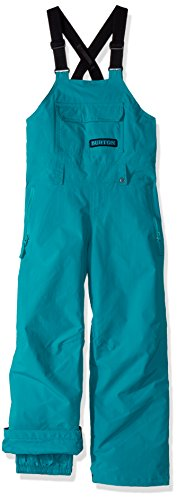 Burton Youth Skylar Bib Pants, Everglade, X-Large by Burton