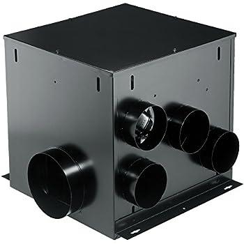 Broan Mp280 Multi Port In Line Ventilator 290 Cfm Built