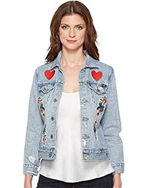 Womens Tomboy Trucker Jacket