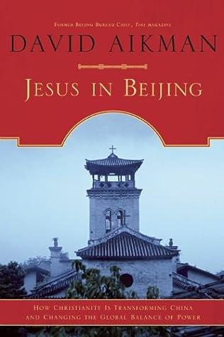 book cover of Jesus in Beijing