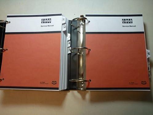 case 1490, 1690, 1494, 1594 tractor service manual j i case Case 222 Tractor Wiring Diagrams case 1490, 1690, 1494, 1594 tractor service manual j i case amazon com books