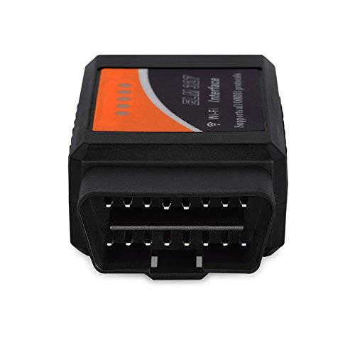 LiNKFOR Car WIFI OBD 2 OBD2 OBDII Scan Tool Scanner Adapter Check Engine Light Diagnostic Tool for iOS & Android by LiNKFOR (Image #2)