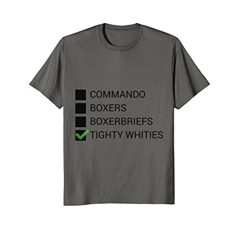 Funny Tighty whities shirt great as a gift